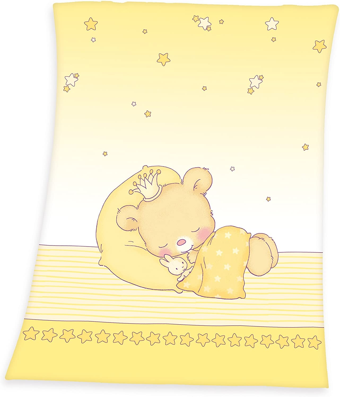 Decke-Baby-Schlafbaer-Mikrofaserflausch-75x100-cm